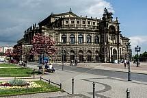 Drážďany, opera, Semperoper