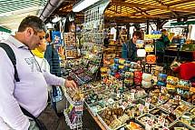 Havelský trh, suvenýr, stánek