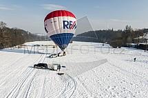Horkovzdušný balon, Turnov