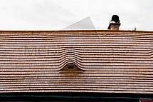 šindel, střecha