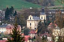 Kostel sv. Václava, Rychnov u Jablonce