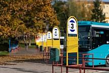 Autobusové nádraží Dvůr Králové