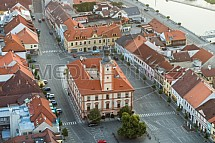 Radnice, Náměstí Svobody, Sušice