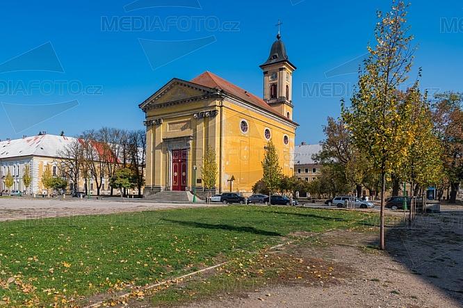 Kostel Nanebevstoupení Páně, pevnost Josefov