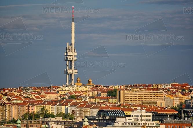 Žižkovská televizní věž, Praha