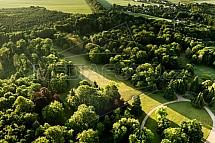 Státní zámek Sychrov, park
