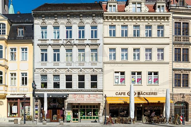 Žitava, náměstí, Marktplatz