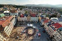Náměstí Dr. E. Beneše, Liberec