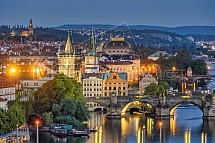 Karlův most, Staroměstská mostecká věž, Praha.