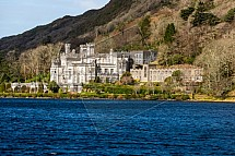 Kylemore Abbey, Connemara, Irsko