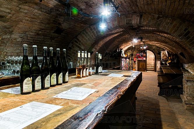 Valtické podzemí, sklep, vinařství
