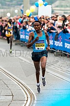Mosinet Geremew, běh, půlmaraton