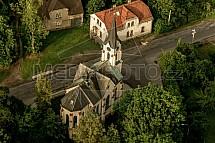 Žďár, kostel