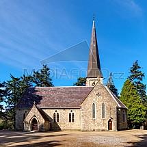 Kostel Sv. Patrika v Enniskerry, Irsko
