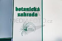 Botanická zahrada Liberec, Logo
