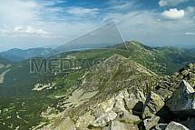 Nízké Tatry, Chopok, krajina