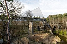 Železniční most Zahrádky