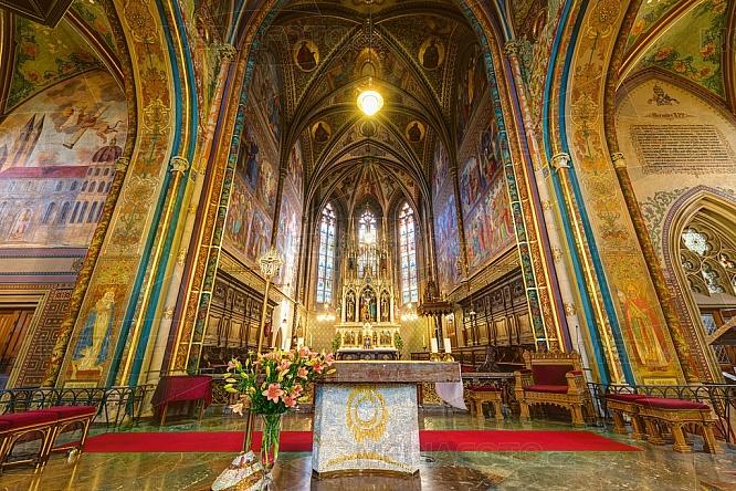 Kostel sv. Petra a Pavla, Vyšehrad