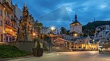 Tržní kolonáda, Karlovy Vary