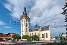 Kostel sv. Jana Křtitele, Dvůr Králové