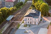 Vlakové nádraží Chrastava