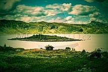 Jezero Vavatn, Norsko