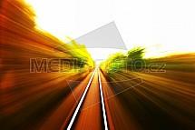 Koleje, vlak, rychlost