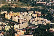 Sídliště, Dobiášova, Liberec