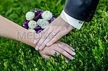 Ruce, prstýnek