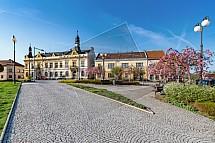 Městský úřad, radnice, Rovensko pod Troskami