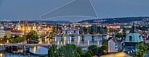 Praha, mosty, Vltava