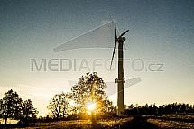 Větrná elekrárna, energetika