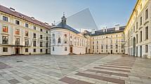 II. nádvoří Pražského hradu, kaple sv. Kříže
