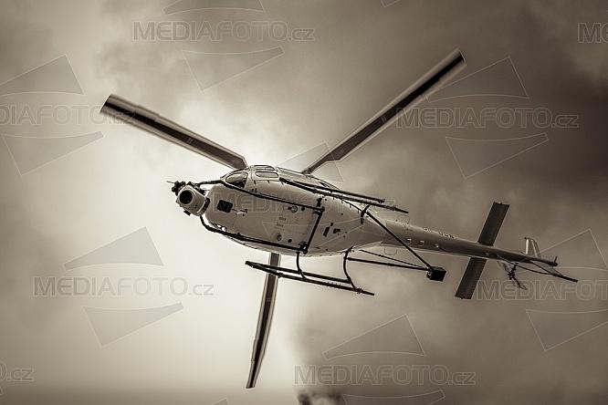 Vrtulník, Eurocopter, AS 350, Ecureui, DSA