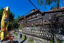 Turistická chata Tisá