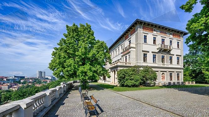 Gröbova vila, Gröbovka, Praha