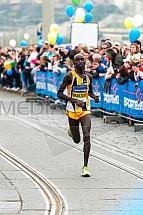 Daniel Wanjiru, běh, půlmaraton