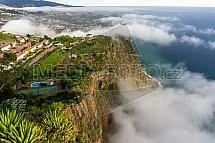 Cabo Girão, útes