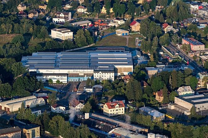 Ferona Liberec, letecky