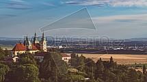 Bazilika Navštívení Panny Marie, Svatý kopeček u Olomouce