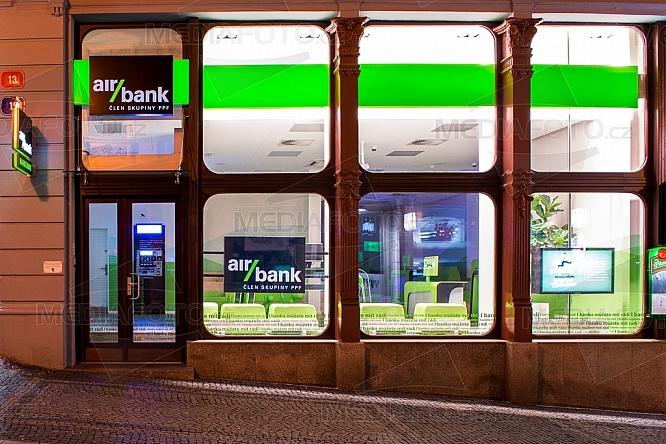 Air bank, pobočka