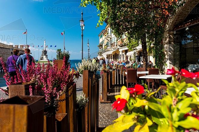 Lazise, Lago di Garda