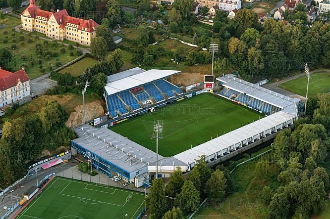 Stadion U Nisy, FC Slovan Liberec