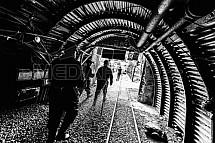 Grafitový důl, Český Krumlov, hornictví