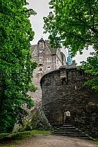 Zámek, hrad, Czocha