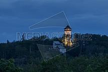 Rozhledna Diana, Karlovy Vary