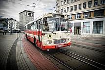 Karosa ŠM 11, autobus, Liberec