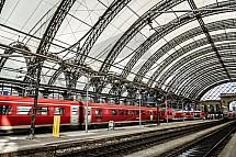 Drážďany, hlavní nádraží
