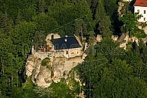 hrad, Valdštejn