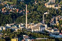 Teplárna a spalovna Liberec